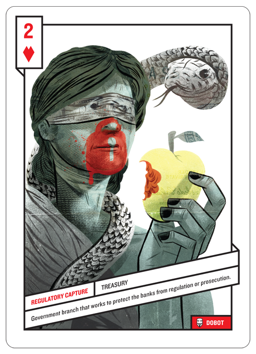 2 of Hearts by Logan Faerber of Dobot