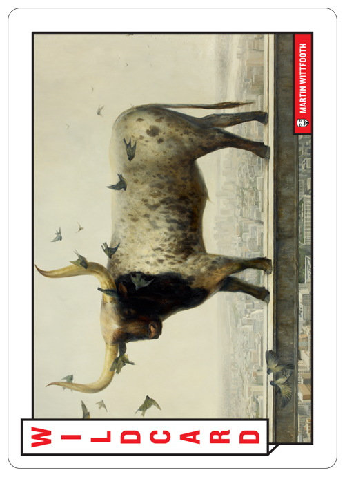Wildcard, Occupy! by Martin Wittfooth
